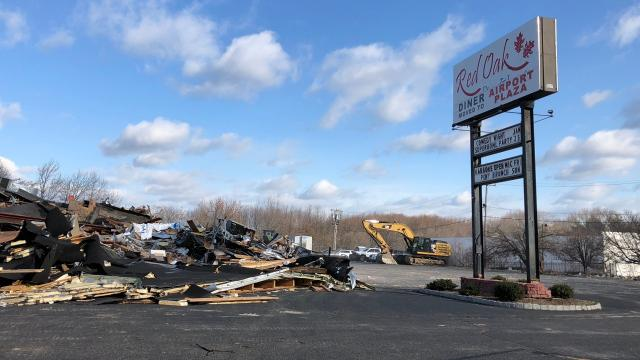 Red Oak Diner in Hazlet demolished to make way for Lidl