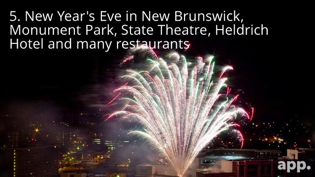 WATCH: MyCentralJersey.com's 10 best things to do for New Year's Eve