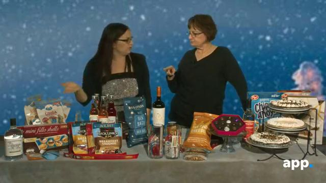 Snacks, sweets and sips for New Year's Eve! Join the discussion in the comments!