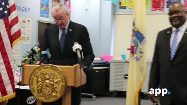 WATCH: Governor-elect Murphy announces Asbury Park Superintendent as NJ Commissioner of Education