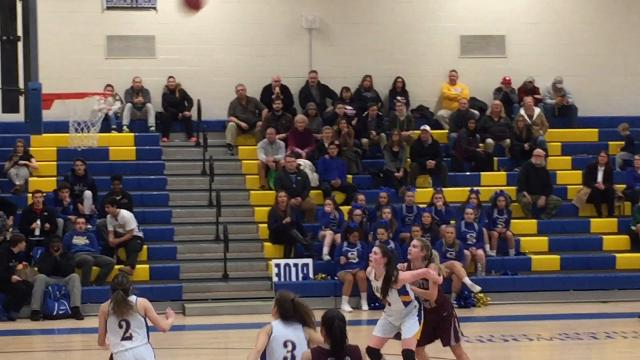 The Spotswood girls basketball team defeated South River 48-28 on Jan. 17, 2018.