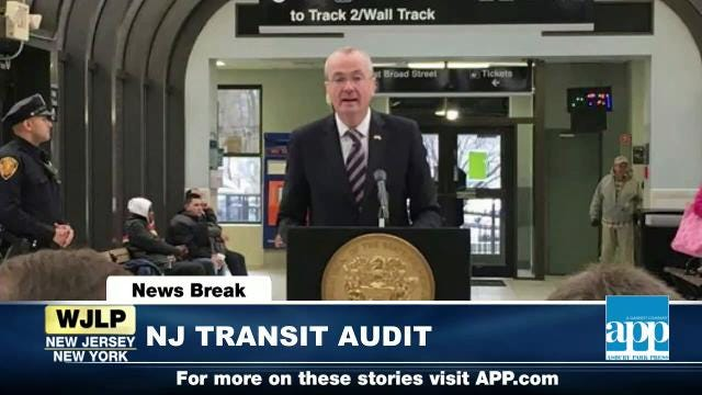 NewsBreak: NJ Transit audit