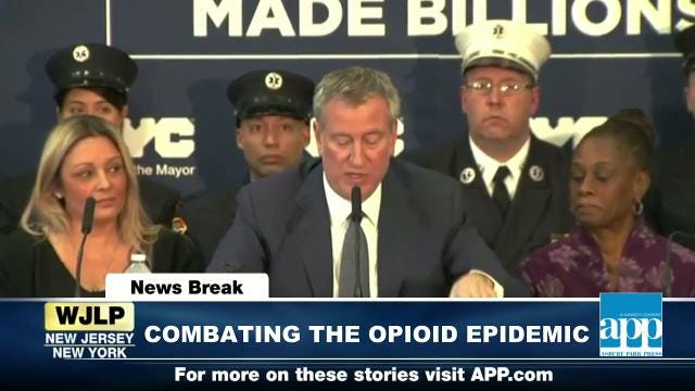 NewsBreak: Combating the opioid epidemic