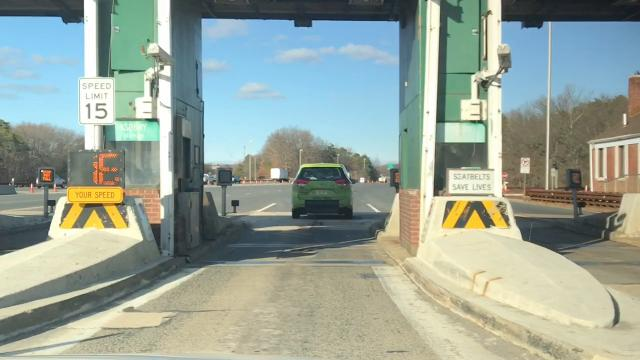 Should Garden State Parkway get higher speed limits?