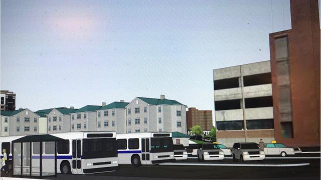 Toms River has an ambitious plan to redevelop its downtown area.