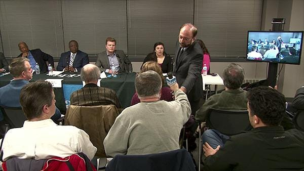 'Protecting the Shield' forum at the Asbury Park Press