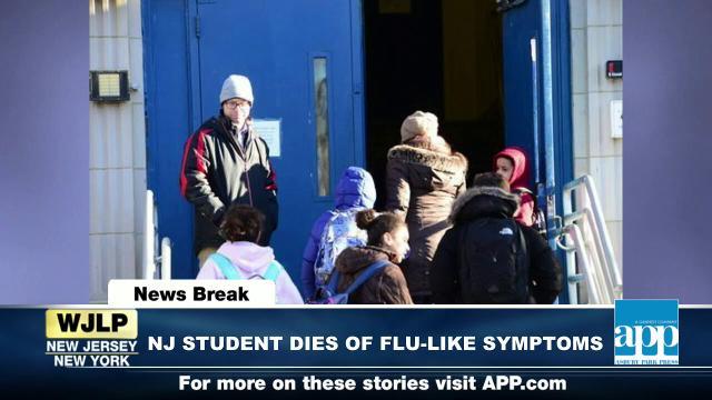 """US intelligence leaders testify on global threats; NJ student dies of """"flu-like symptoms""""; Marty Allen dies at 95"""