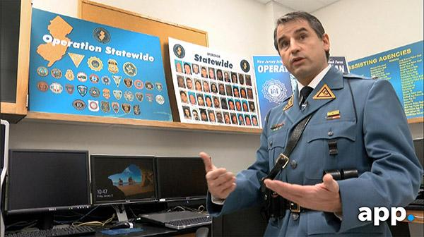 NJ State Police Lt. John Pizzuro, commander of the Internet Crimes Against Children Task Force, shares tips to help parents steer their children away from cyber predators.  STAFF VIDEO BY THOMAS P. COSTELLO