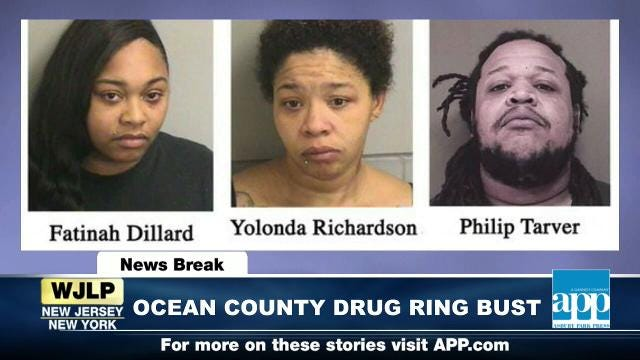 Gov. Murphy discusses gun safety; Ocean County drug ring busted; Amtrak positive train control