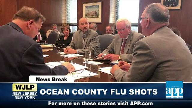 Parkland shooter appears in court; Ocean County provides free flu shots; Nuclear Posture review forum