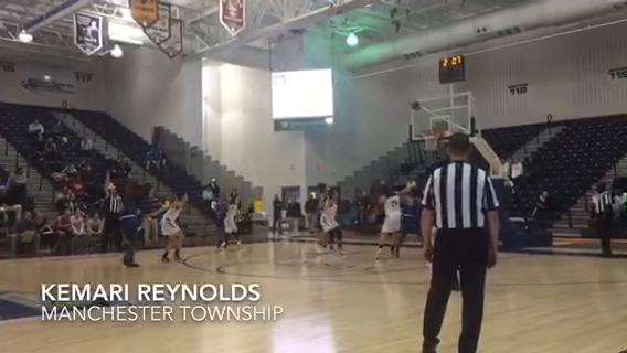 Highlights from St. Rose's victory over Manchester in the Shore Conference Tournament quarterfinals