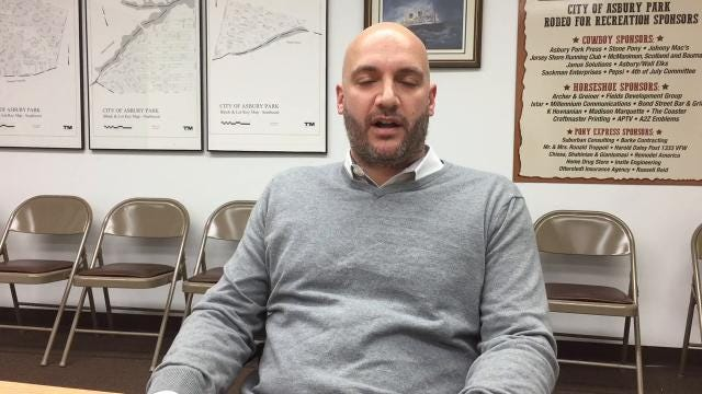 Michael Blades aspires to open the first marijuana dispensary in Asbury Park, but acknowledges it will be a long road to getting there. Watch him explain why he thinks it would be good for business in Asbury Park.