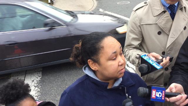 RAW: Asbury Park neighbor Nicole Johnson discusses shooting