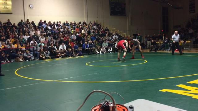 Freehold's Nico Messina, Brick Memorial's Ean Mueller and Wall's Robert Kanniard were among those who won Region VI championships.