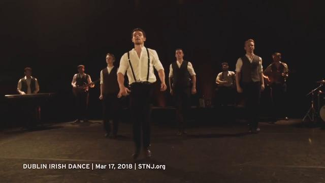 WATCH: Dublin Irish Dance coming on St. Patrick's Day to New Brunswick's State Theatre