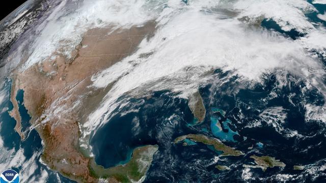 NJ weather: Nor'easter descends on Shore