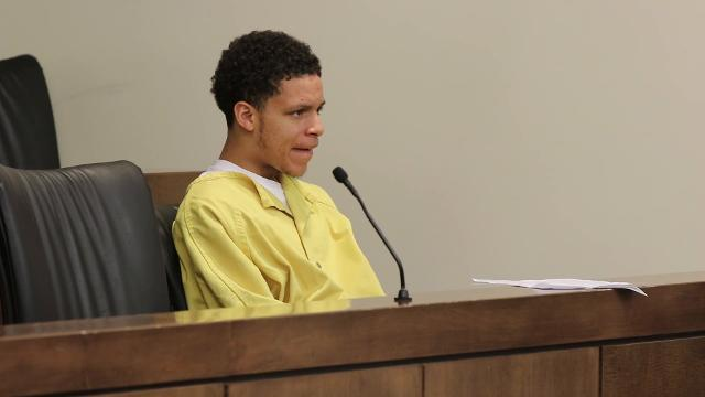 VIDEO: Karon Council, accused of murder of 10-year-old Asbury Park boy, appears in court
