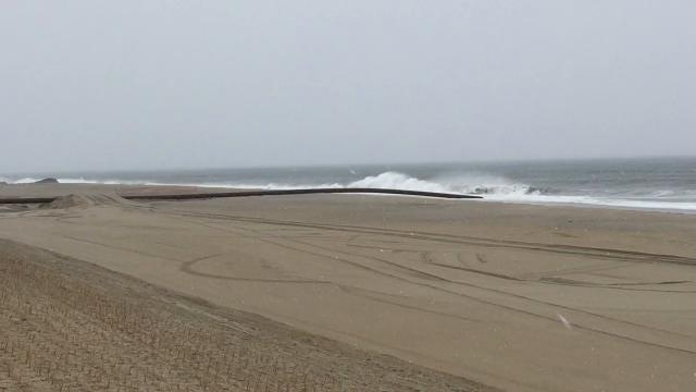 Nor'easter update: Scenes from Ocean County