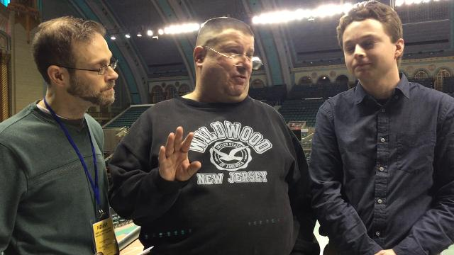 Reporters Sean Farrell of The Record, Steve Falk of the Asbury Park Press and Andy Mendlowitz of MyCentralJersey.com recap Friday night's preliminary and prequarterfinal round action