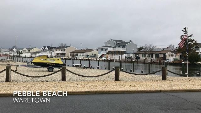 Nor'easter of March 7, 2018