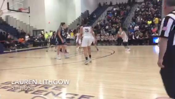 WATCH: Highlights from St. Rose capturing the Non-Public A title