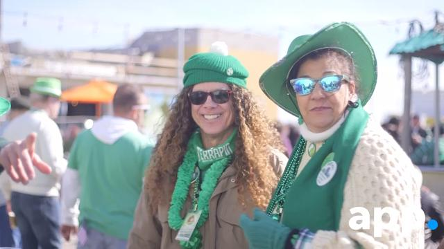 WATCH: Asbury Park's St. Patrick's Day Parade