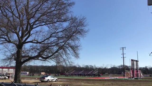 National School Walkout: Ocean Township High School students walkout