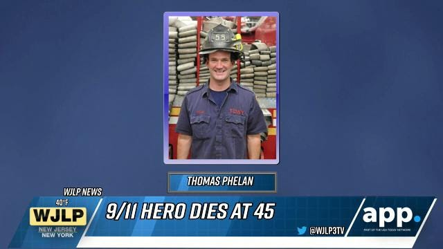Ex-Rumson graduate charged with bomb-making materials; 9/11 hero dies at 45; Russia re-elects Vladimir Putin