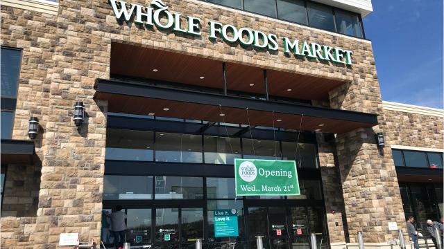 With a worker bee buzz common to any store opening in two days, Whole Foods Market offered MyCentralJersey.com a sneak peek at its latest venture. Whole Foods Market Bridgewater opens 9 a.m. Wednesday, March 21, at Chimney Rock Shopping Center at Route 22.