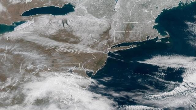 Asbury Park Press reporter Russ Zimmer discusses what lies ahead as a pair of coastal storms converge on New Jersey, bringing a foot or more of snow to some parts on Wednesday.