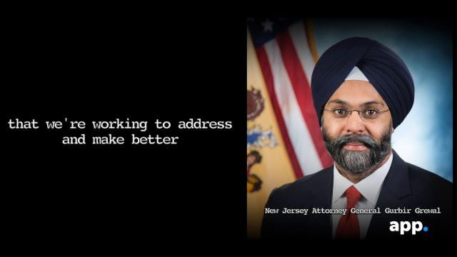 Following Asbury Park Press reporting that 100 police departments lacked policy for random drug testing, New Jersey Attorney General Gurbir Grewal mandated random testing statewide.