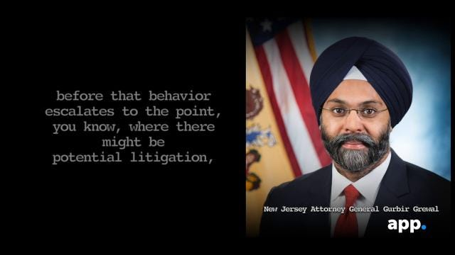 In an exclusive interview with the Asbury Park Press, New Jersey Attorney General Gurbir Grewal explained how he addressed incidents that led to $42 million in taxpayer funds being spent to settle allegations of police abuse.