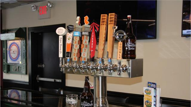 Dive bars across New Jersey are now pouring local craft beer.