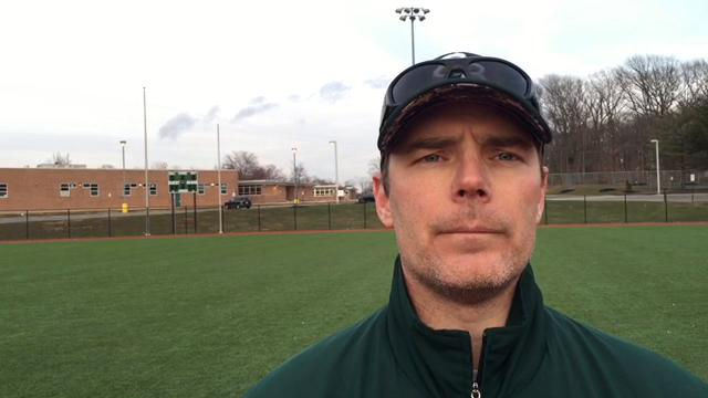 Coach Chris Kenney discusses the Bears' win