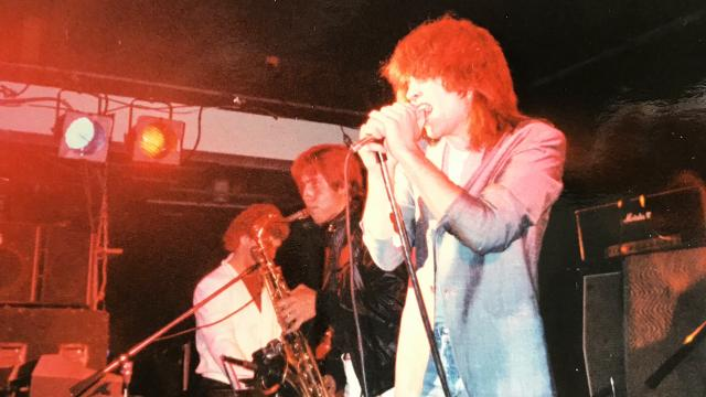 Bon Jovi the early years in Asbury Park