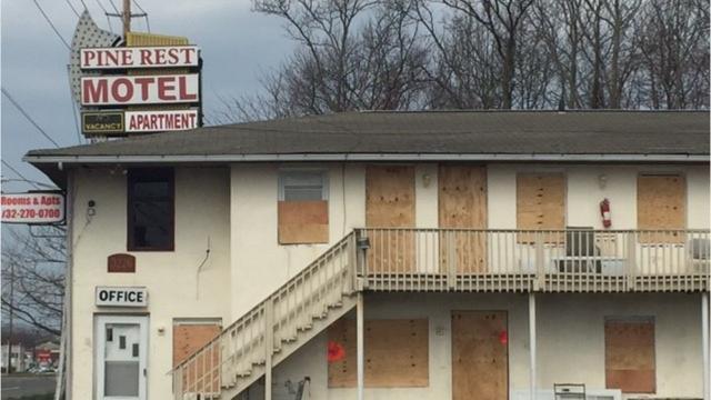 Toms River's Pine Rest Motel shuts down