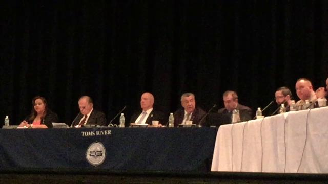 Toms River school board president talks budget