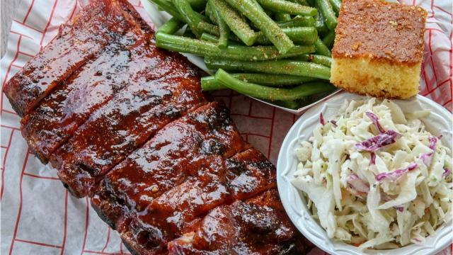 Think good barbecue can only be found down South? Think again! There is plenty to be found here at the Shore.
