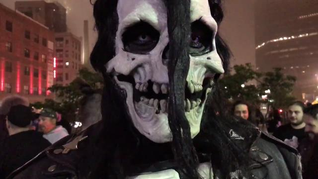 The Misfits played the Prudential Center in Newark on Saturday, May 19, 2018.