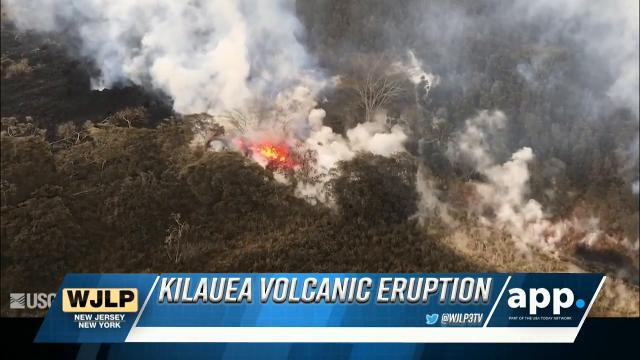 Kilauea volcano; Body found in Paterson; Waretown students send science projects to Space