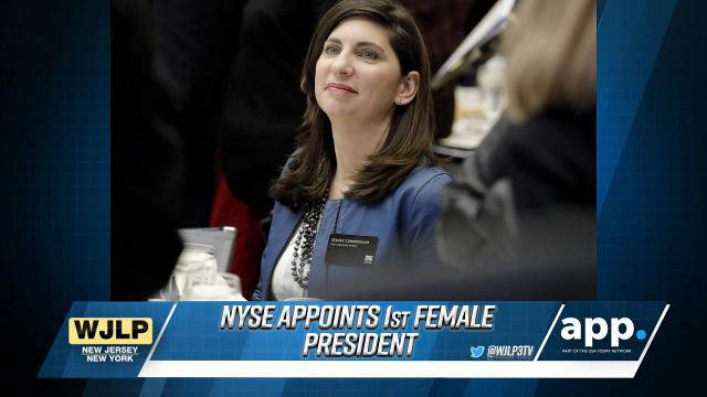 South Korean president visits the White House; NYSE appoints first female leader; Scratch and sniff stamps