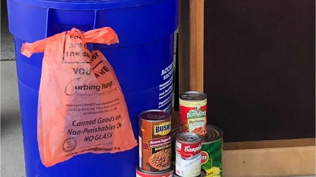 During June, Somerset County residents are asked to help those in need by taking part in the 24th annual Curbing Hunger Month food donation drive.