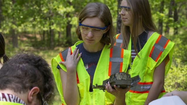 Ciba-Geigy site now environmental teaching home