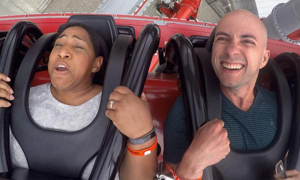 Six Flags Great Adventure new Cyborg ride: We get exclusive look