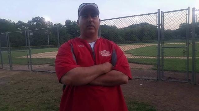 Yascko is the manager of one of the South Edison recreation teams, known simply as Edison Black.