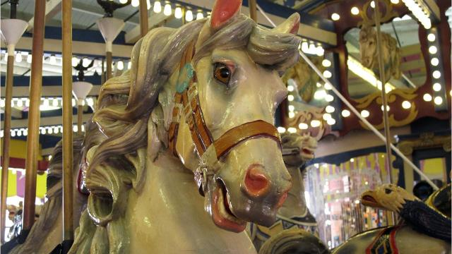 Seaside Heights has received a federal subpoena to produce documents related to the controversial decision to swap public beach for a 1910 carousel.