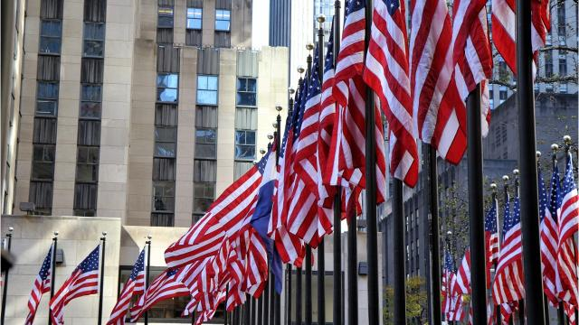 Which states ranked highest in WalletHub's study of patriotism? Was your state at the top or the bottom?