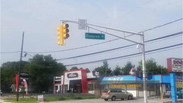 A traffic light is expected to be activated this week at Route 9 and Frederick Drive, where three people have been killed in the past 10 years.