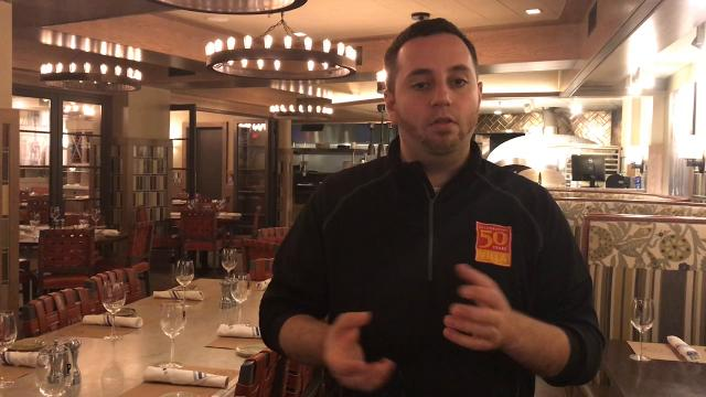 Chef Kevin Felice of Piattino said that cheese and charcuterie boards are popular due to the ease of their preparation.