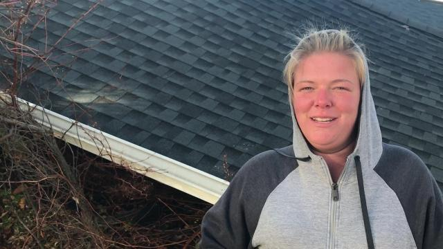 A home that was being rebuilt more than six years after it was destroyed in superstorm Sandy, collapsed Saturday on Park Avenue in the Port Monmouth section of Middletown.